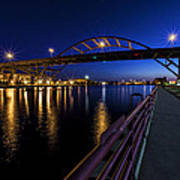 Blue Hour Hoan Poster