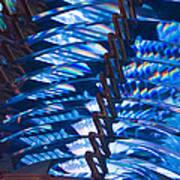 Blue Lights Poster