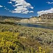 Blue Mesa Reservoir - V Poster