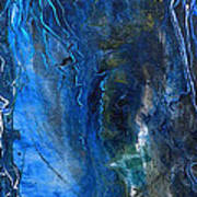 Blue Wonder Poster