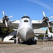 Boac British Overseas Airways Corporation Speedbird Flying Boat . 7d11246 Poster