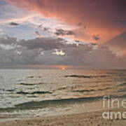 Boca Grande Florida Sunset Poster