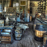 Bodie State Historic Park California General Store Poster