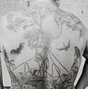 Body Art Poster