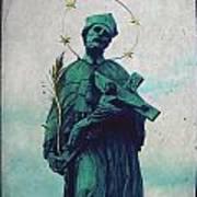 Bohemian Saint Poster by Linda Woods