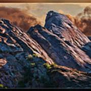 Bold Boulders Poster