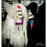Boo-tiful Couple Poster