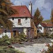 Borgogna Poster