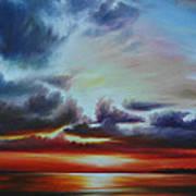 Botany Bay Sunrise Poster