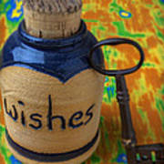 Bottle Of Wishes Poster