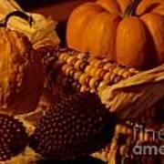 Bountiful Harvest Poster