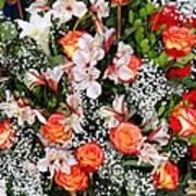Bouquet Beauty Poster