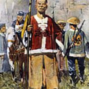 Boxer Rebellion, 1900 Poster