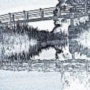 Bridge Across The River Poster