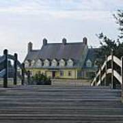 Bridge To Whalehead Poster