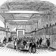 British Museum, 1845 Poster
