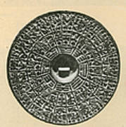 Bronze Compass, Ming Dynasty Poster