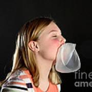 Bubblegum Bubble 5 Of 6 Poster