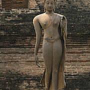 Buddha At Sukhothai 3 Poster