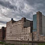 Buffalo Mills - The Backside Poster