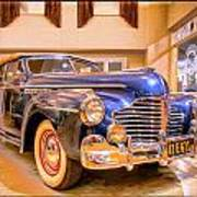 Buick Classic Poster