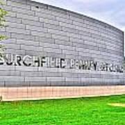 Burchfield Penny Art Center Poster
