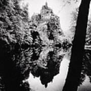 Burg Kriebstein Poster