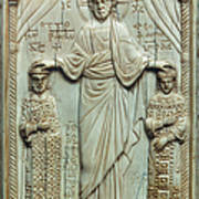 Byzantine Art Poster