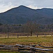 Cade's Cove - Smoky Mountain National Park Poster
