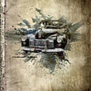 Cadillac Aldham Poster