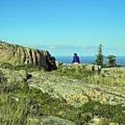 Cadillac Mountain Majesty Poster