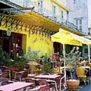 Cafe La Nuit Poster