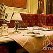 Cafe Sacher - Vienna Poster