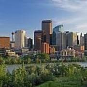 Calgary, Alberta, Canada Poster