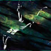 Caliente Aurora Poster
