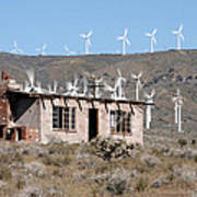 California Wind Poster