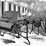Calliope, 1859 Poster
