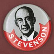 Campaign Button Poster