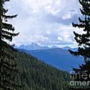 Canadian Rockies Poster