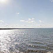 Canandaigua Lake Panorama Poster
