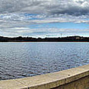 Canberra Foreshore Poster