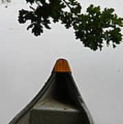 Canoe Too Poster by Odd Jeppesen