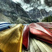 Canoes 2 Poster