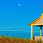 Cape Cod Bay House Poster