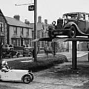 Car Envy Poster