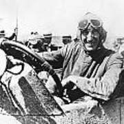 Car Race, 1920 Poster