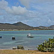 Caribbean Cove Poster