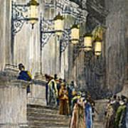 Carnegie Hall, 1891 Poster