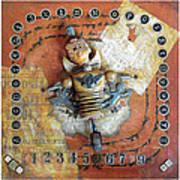 Carnival Boy Poster