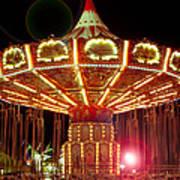 Carnival Swing Nite Poster
